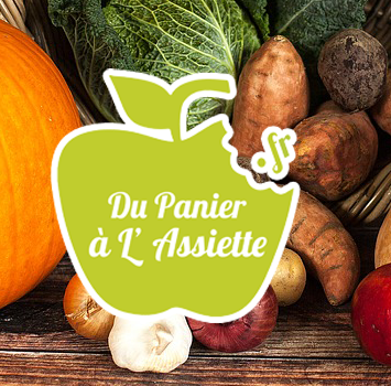 Découvrez le nouveau site Du Panier à l'Assiette !